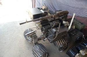 Специальные робототехнические системы