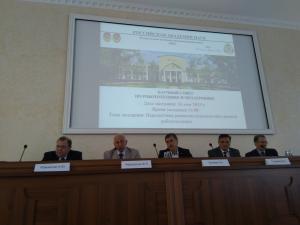 Выездное заседание Научного совета по робототехнике и мехатронике РАН