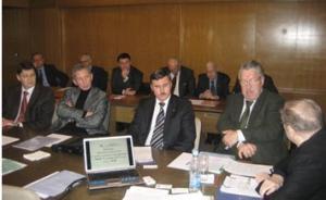 Организационное заседание Научного совета РАН по робототехнике и мехатронике
