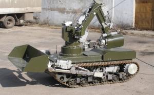 Анализ разработок, фундаментальных и поисковых исследований в области специальной робототехники