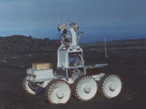Космическая робототехника в России: история, состояние, перспектива